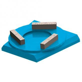 Шлифовка и полировка бетона и камня