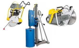 Алмазный инструмент и оборудование