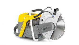 Ручные машины для резки бетона и камня